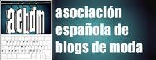 Socio de la Asociación Española de Blogs de Moda